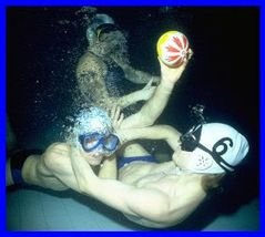 SCUBA SCOOP/latest dive stories: Tackling underwater rugby at 74:::THROWBACK THURSDAY! Originally published July 10, 2010