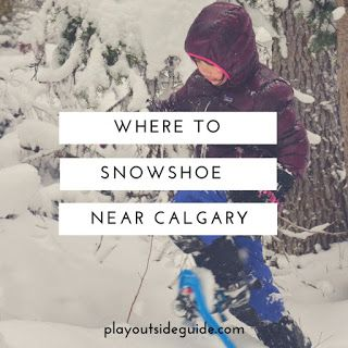 Where to Snowshoe Near Calgary             :              Play Outside Guide
