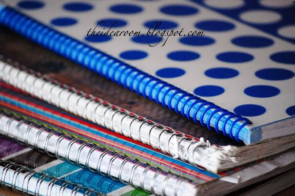 How To Stay Organized Using...Lists and More Lists...! - The Idea Room