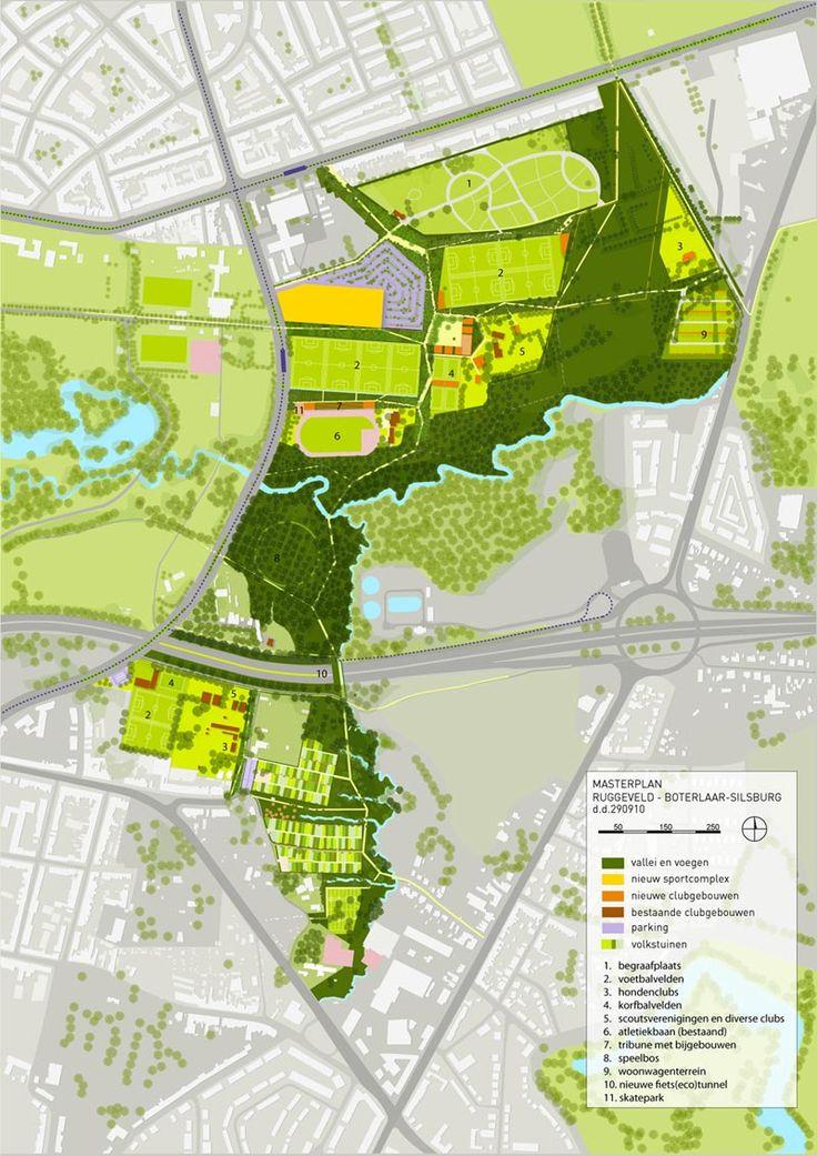 Best Masterplan Images On Pinterest Master Plan Landscape