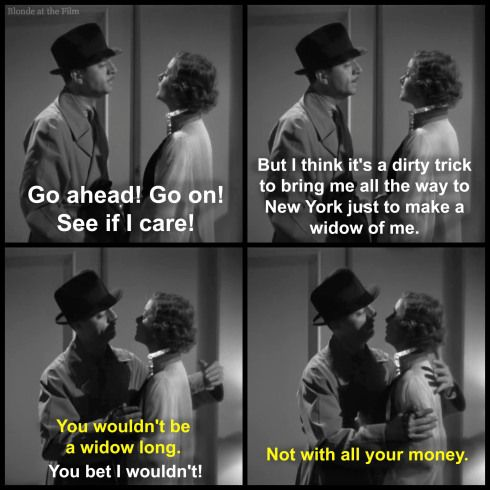 """""""The Thin Man: William Powell and Myrna Loy"""" I love the thin man series"""