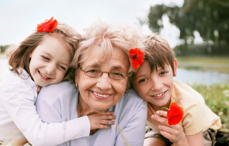 Grandparents Who Babysit Are Less Likely To Develop Dementia And Alzheimer's
