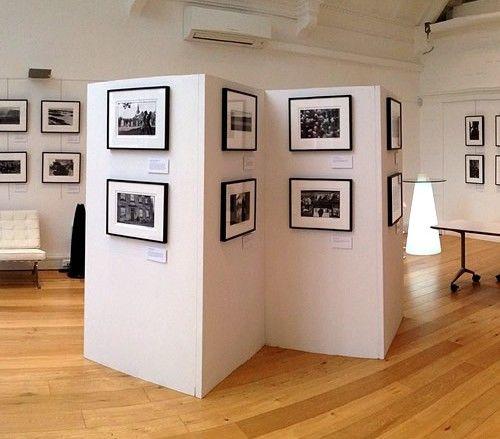 Art Display Stands – Temporary Art Walls & Display Boards