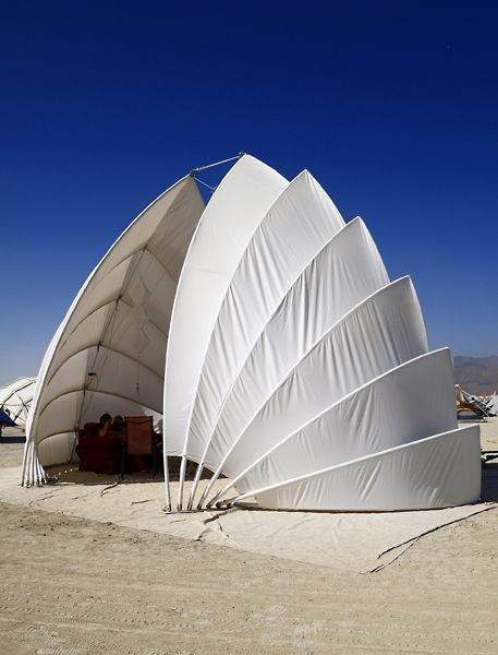 the chiton was designed, engineered and built by d'milo hallerberg and crew in rohnert park, california for the 2008 burning man festival.