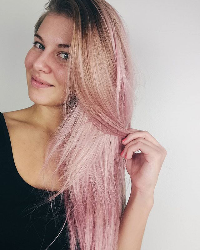 7 best colorista peachhair washout images on pinterest colorista 927 likes 16 comments nella trnroos solutioingenieria Image collections