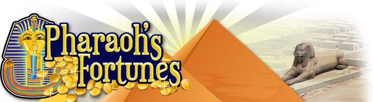 Become an archaeologist for a day and dig deep on the 5 reels of the Pharaoh's Fortunes! Sign up & play now: http://goo.gl/2m4Kpv