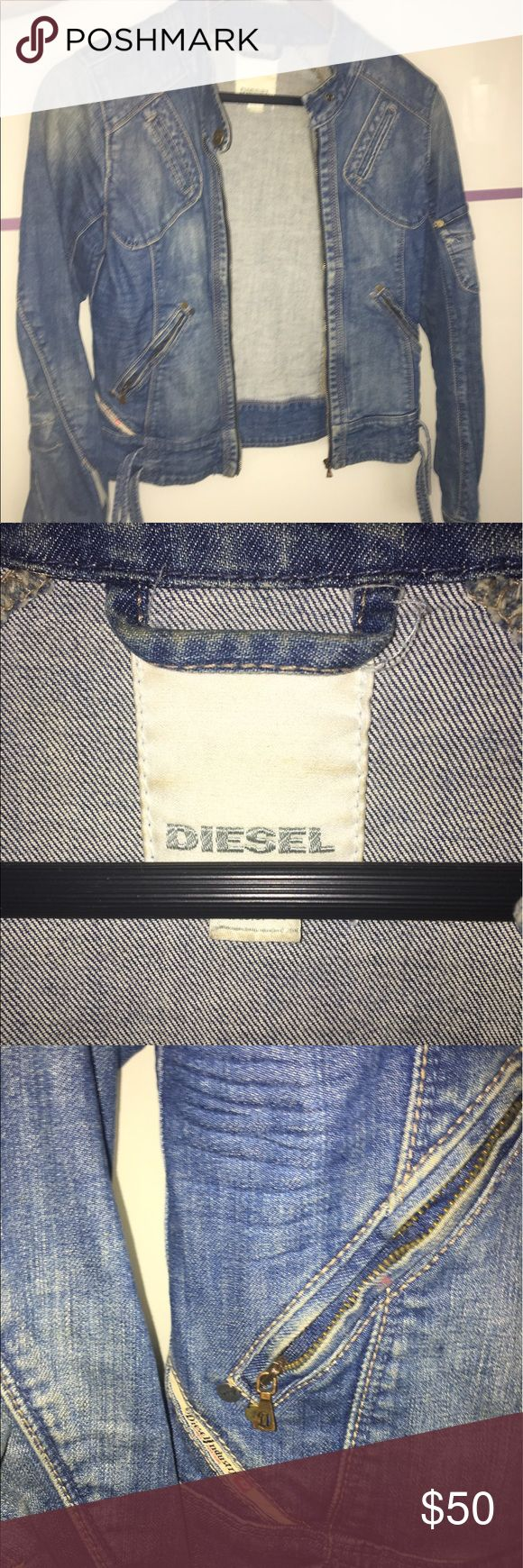 Diesel denim jacket Denim jacket Diesel Jackets & Coats