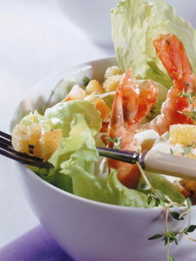 Gamberi al vapore con mousse di zucchine, ricetta Gamberi al vapore con mousse di zucchine - alfemminile.com