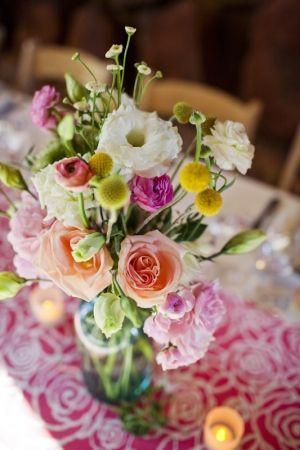 Santa Margarita Wedding Flowers