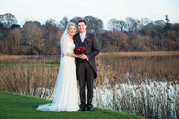 A Winter Wedding at the Glasson Golf Hotel. Wedding Video by Gaffey Productions, Wedding Videography & more. www.GaffeyProductions.com