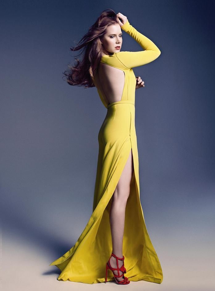 Lemon Dress. Red Shoes | Lemon Zest | Pinterest | Posts, Amy adams ...
