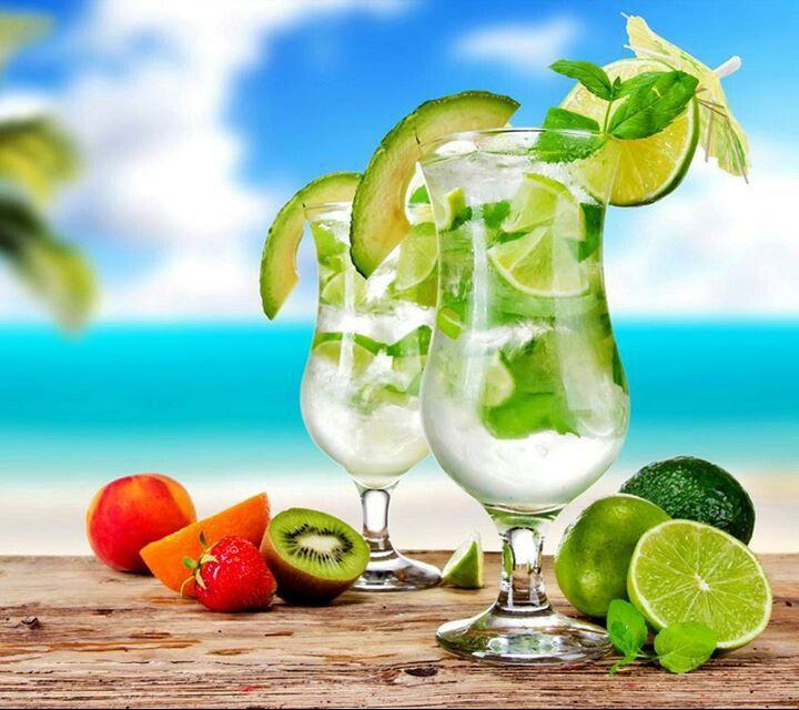 Citrus cocktails | Citrus Fruits Delight | Pinterest