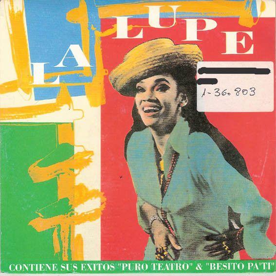 La Lupe - Puro Teatro / Besito Pa Ti (Vinyl) at Discogs
