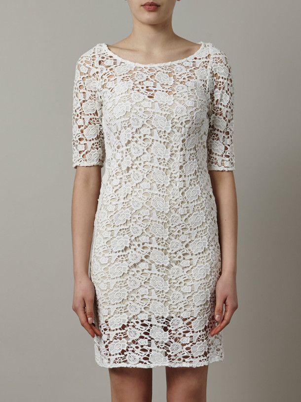 Velvet Lily Aldridge Lace Dress For Women - pictures, photos, images