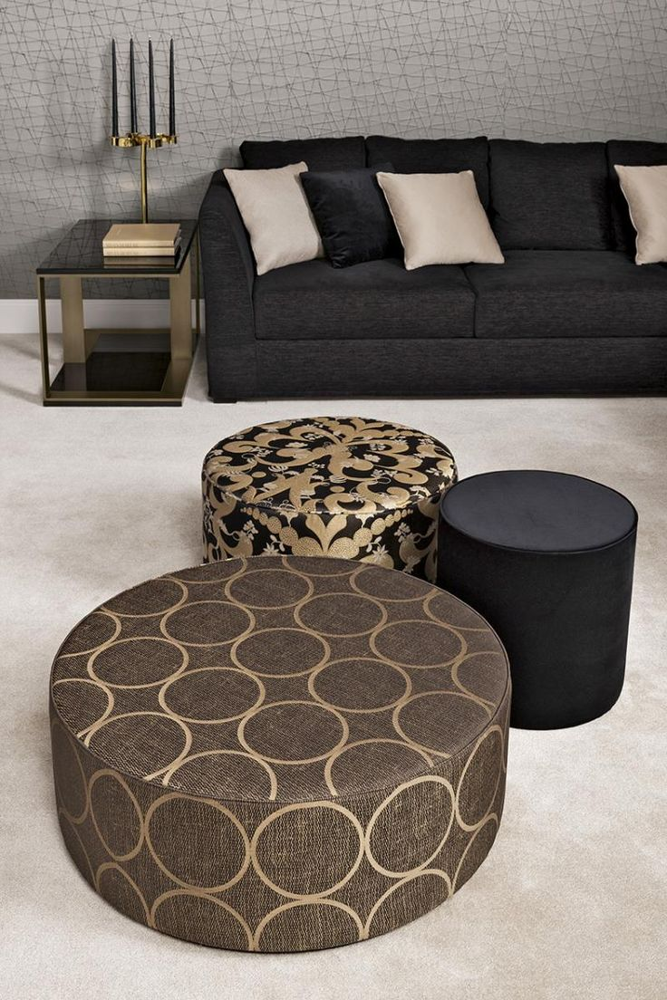 Detail of the Berenson sofa, by Oasis.