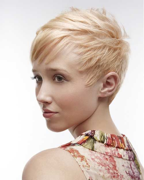 veraniegos cortes de pelo corto frescos y picantes