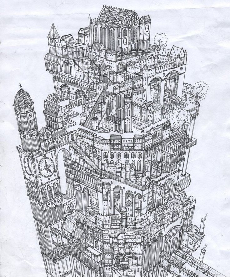 Tower By Lordoffog On DeviantArt