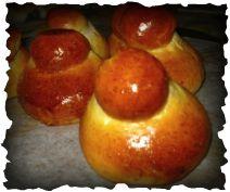 Ricetta delle brioches siciliane