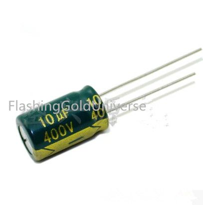 US $16.09 400V 10UF 10UF 400V    Electrolytic Capacitor  volume 10*17 best quality #400V #10UF #Electrolytic #Capacitor #volume #10*17 #best #quality
