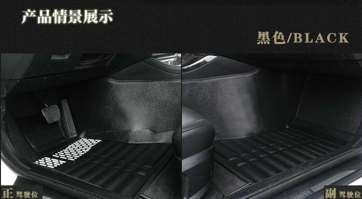 Бесплатная доставка настроить автомобильные коврики для ног ковры ковер авто кожа коврик профессиональный для Mazda 6/3 santa fe ix30/35 tuscon новый