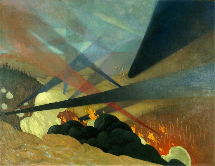 Verdun Invalides Paris Félix Vallotton