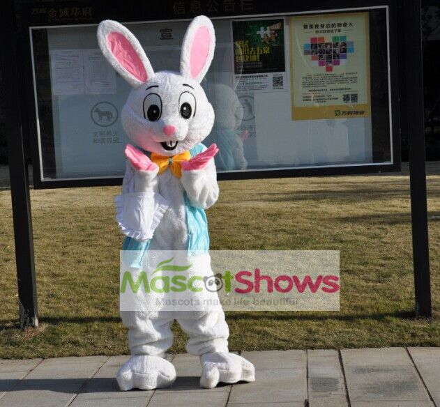 イースターバニー着ぐるみ、兎着ぐるみ通販中、ハロウイーンのいい選択、大人用-mascotshows.jp