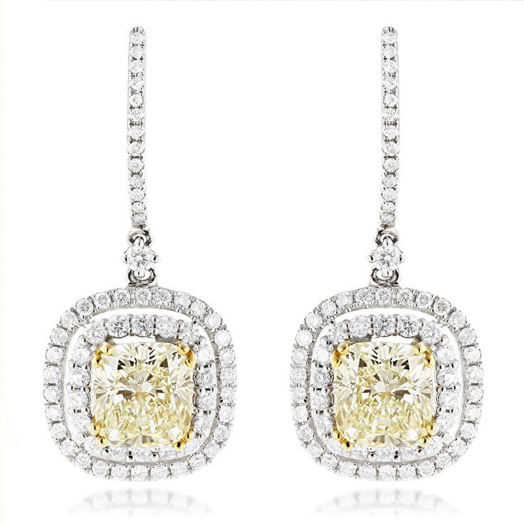 90 best Diamond Chandelier Earrings images on Pinterest   Diamond ...