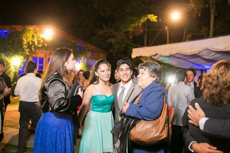 Fiesta de Graduación - 8vo Colegio Entre Valles | Graduaciones Doña Anita