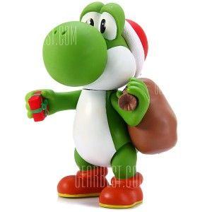 Weihnachts-Yoshi Figur