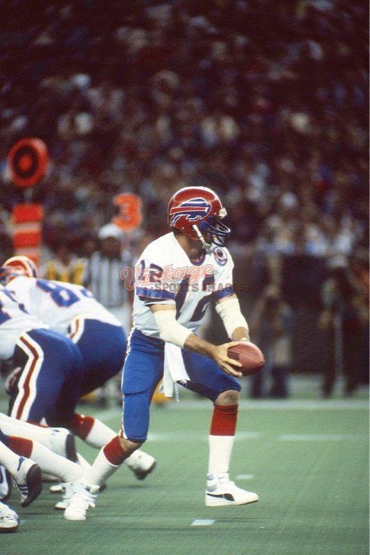 JOE FERGUSON - Buffalo Bills - Vintage Slide #2 http://clektr.com/wty