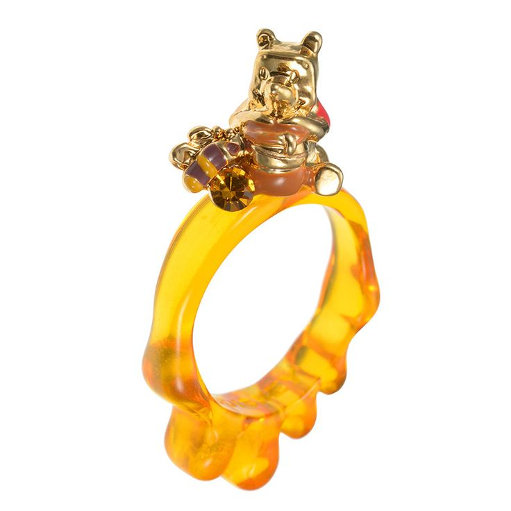 Introducing Disney's Winnie the POOH Pooh Honey ring. Official Disney Character Goods Store. Fashion, merchandise, toys, stationary and many other types of goods available. Also great for ordering presents and gifts online.