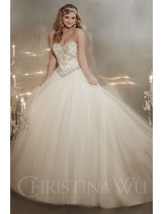 95 mejores imágenes de Christina Wu en Pinterest   Vestidos de novia ...