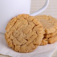 Copycat Mrs. Fields Peanut Butter Cookies