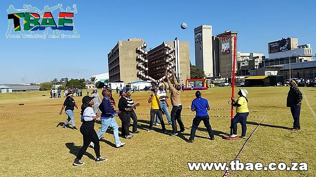 National Brands Corporate Fun Day Team Building Rivonia #nationalbrands #tbae #teambuilding