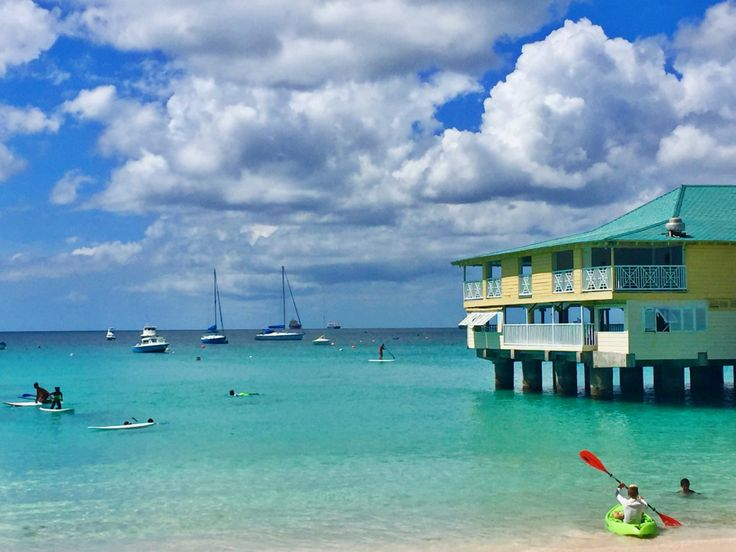 Browne's Beach Barbados