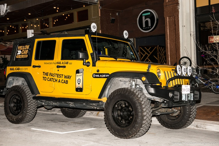 our awesome taxi jeep!!