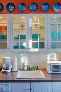 Turquoise and orange kitchen ideas pinterest - Turquoise and orange kitchen ...