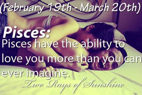 All About Pisces!