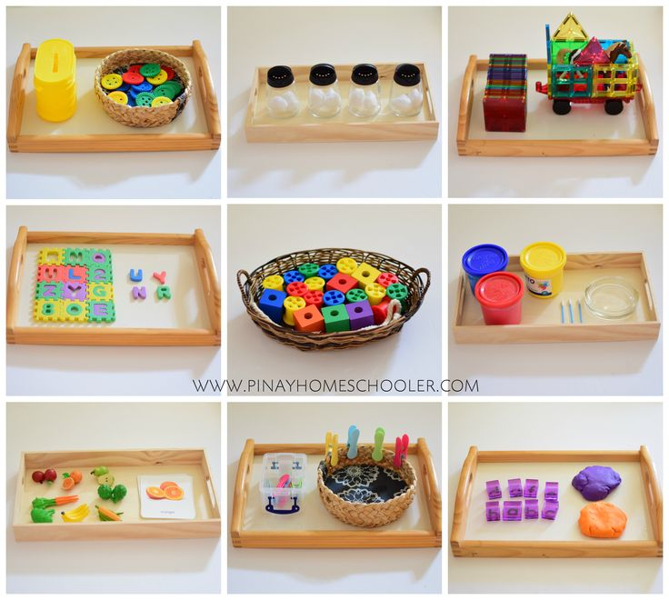 Activities for 33 month old toddler