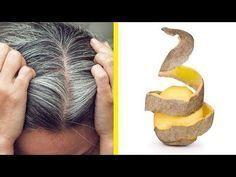 Befreie dich von grauen Haaren mit nur 2 Zutaten! …