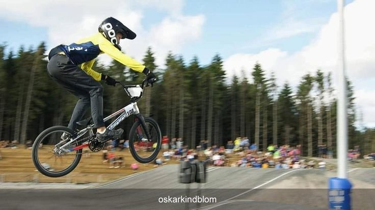 You're awesome thanx #Repost @oskarkindblom Nordic championships took place at Råde bmx arena today. I managed to get 4th in the final. Could definately have been more proud of my riding in the final. Still stoked with my overall riding this weekend though. This time in the national teams clothes instead of my sick stuff from @dwbtoftshit . #bmxracing #nordicchampionship #dwbtoftshit #bmx #bmxrace #bmxlife