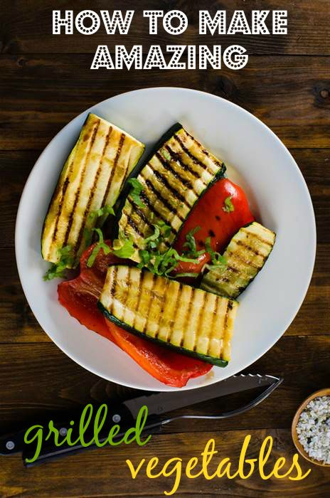 Don't just focus on the meat. With these easy tips, you can easily take summer vegetables to the next level by putting them on the grill