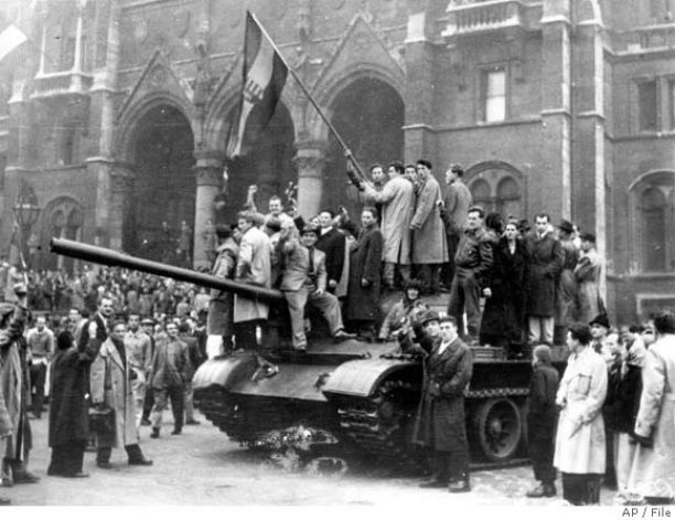 1956 - Hungarian Revolution of Independence