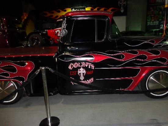 Counting cars - Picture of Counts Kustoms, Las Vegas - TripAdvisor