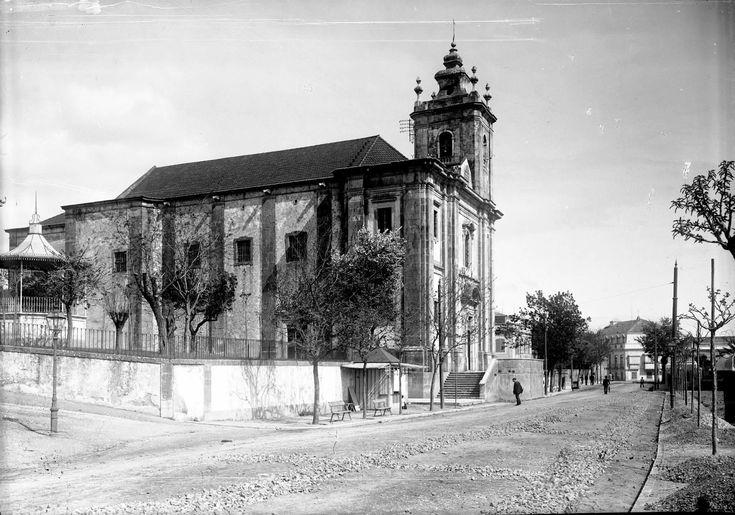 Estrada de Benfica, 1905