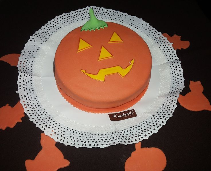 "Torta Especial ""Halloween"" de Pastelería dCondorelli - www.dcondorelli.cl - Santiago, Chile"