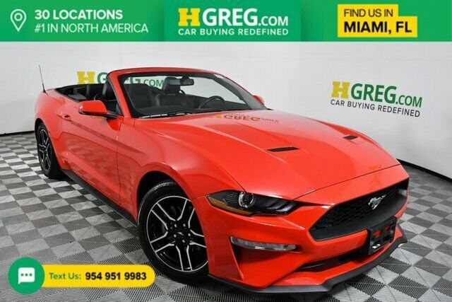 2020 Ford Mustang Ecoboost Premium 2020 Ford Mustang Ecoboost Premium Mustang Ecoboost Ford Mustang Mustang