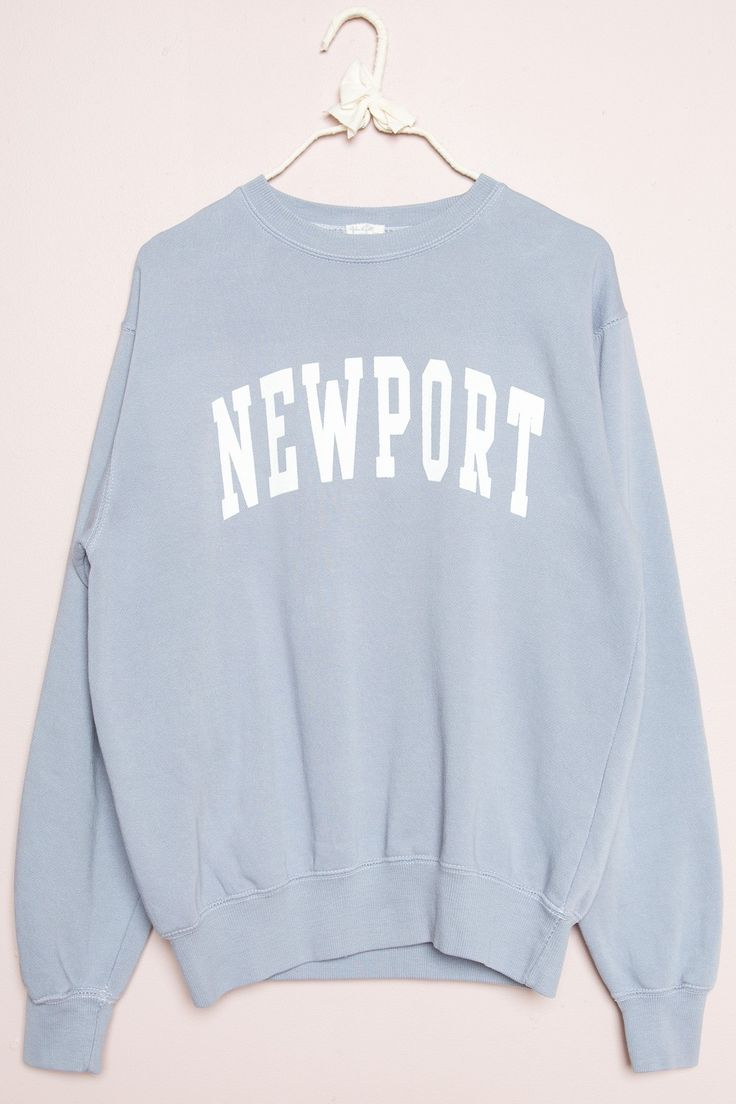 Brandy ♥ Melville | Erica NEWPORT Sweatshirt - Prints - Graphics