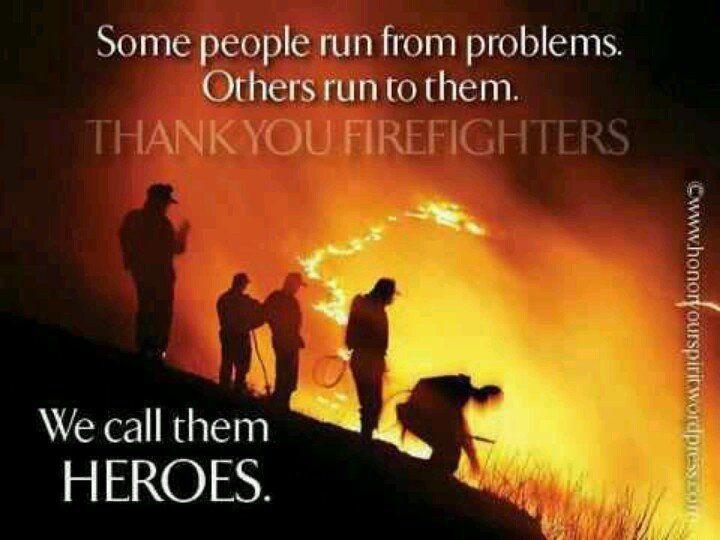Wildland Firefighter Quotes. QuotesGram By @quotesgram
