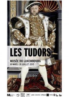 Les Tudors - Musée du Luxembourg